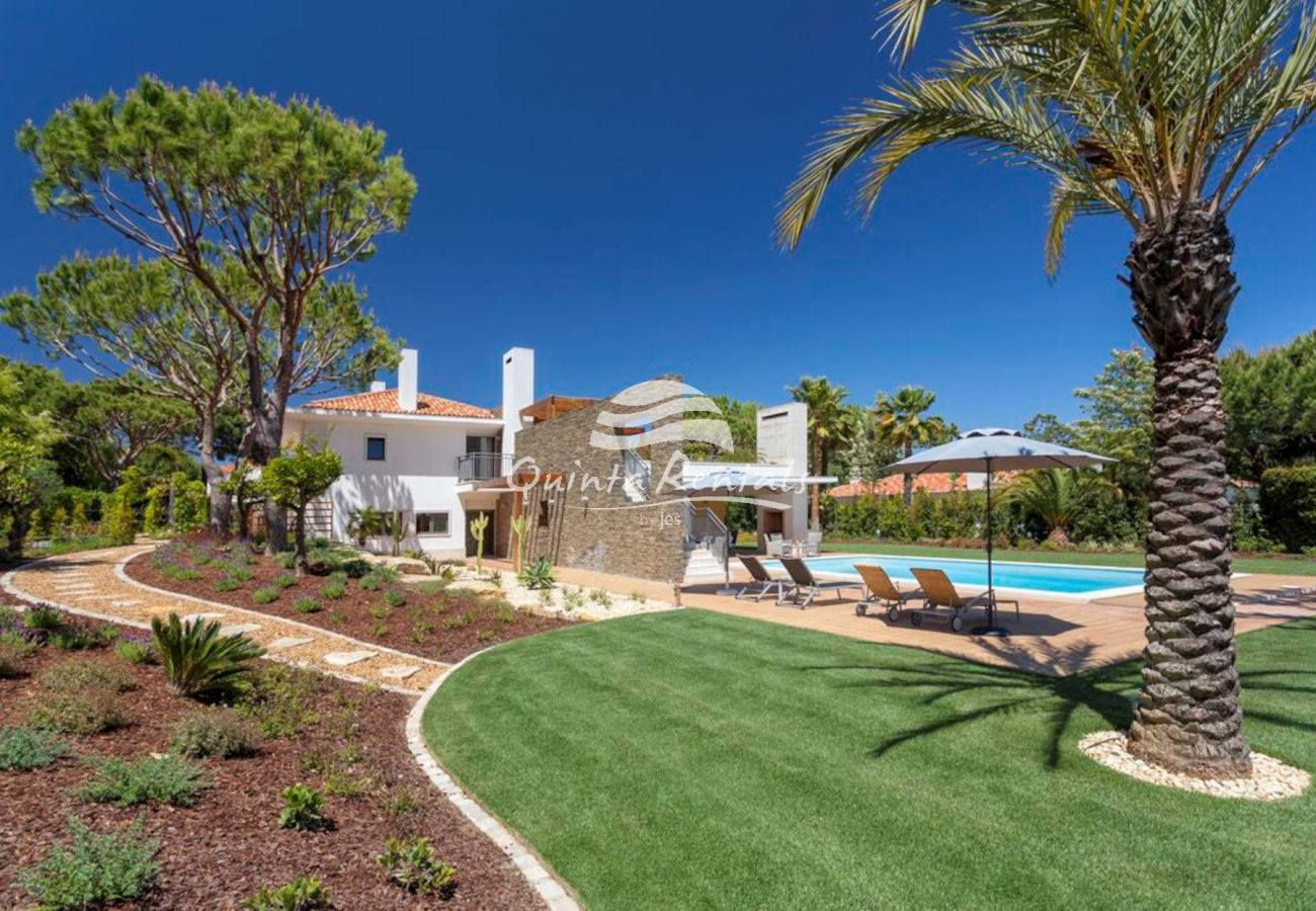 Villa in Quinta do Lago - Villa Jardim PA 047