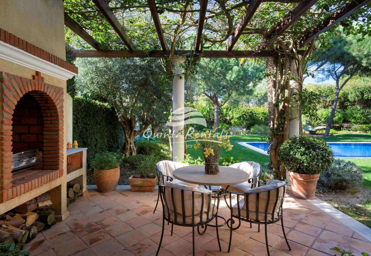 Villa in Quinta do Lago - Villa Dezanove PA 019