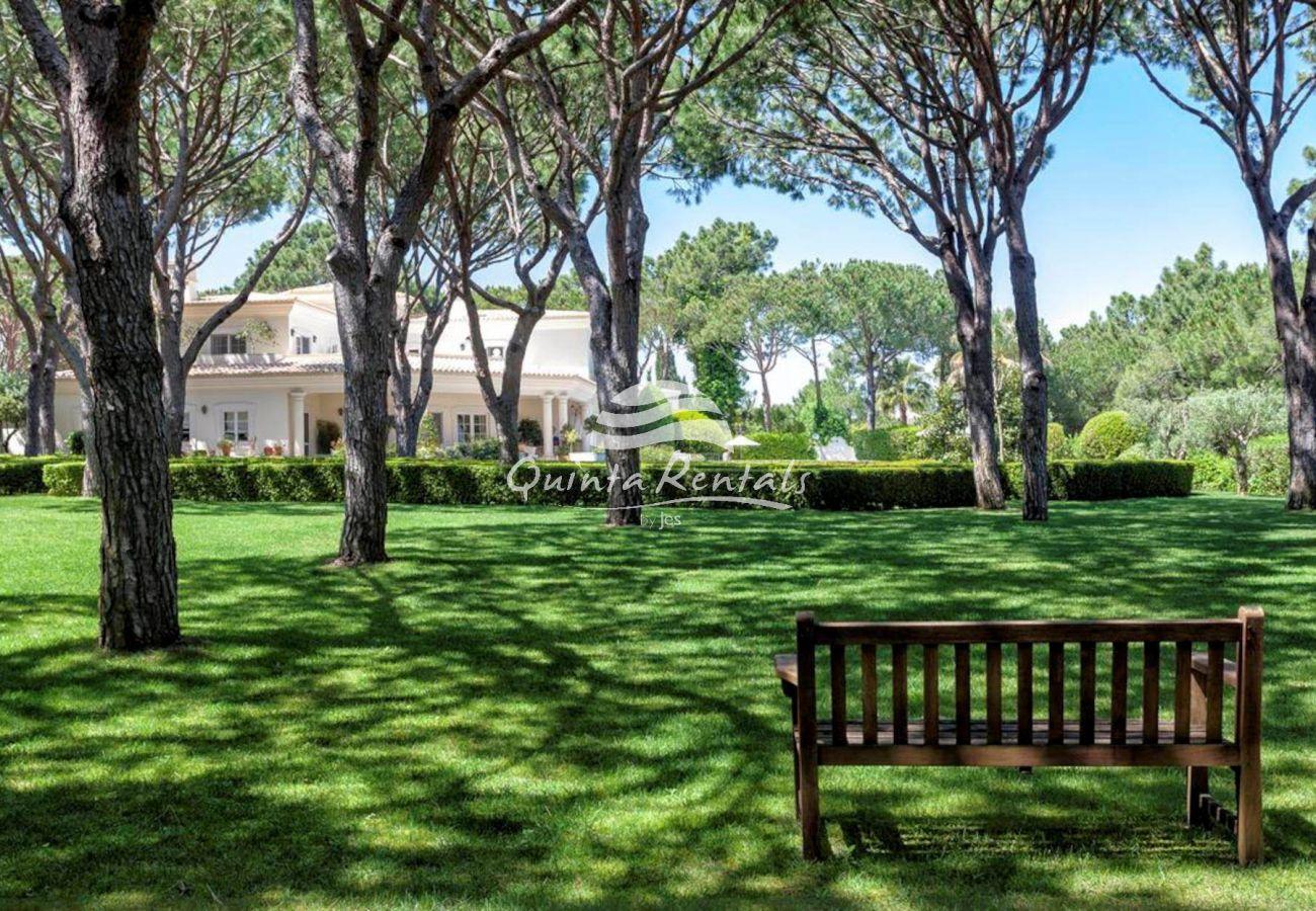 Villa in Quinta do Lago - Villa Parque PA 029