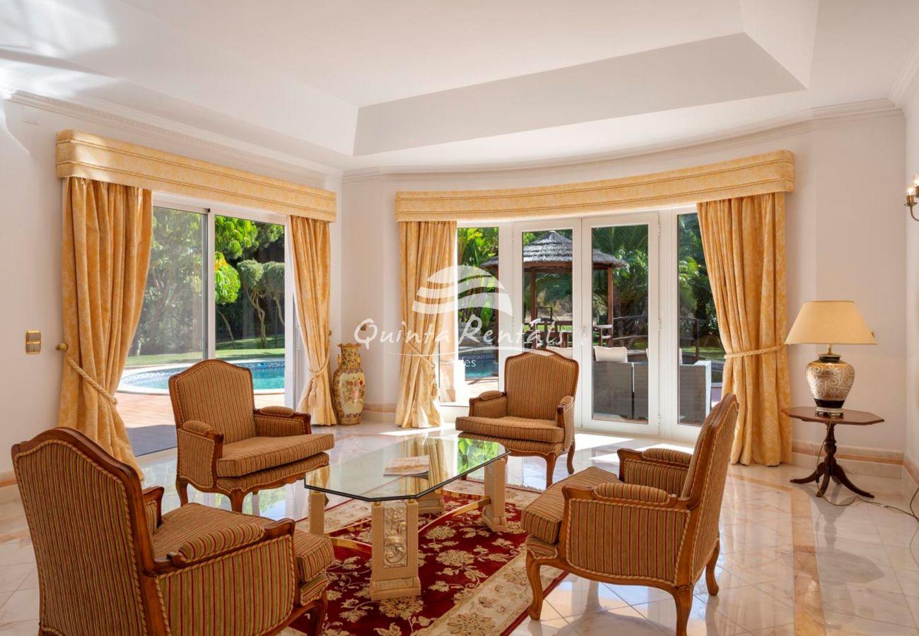 Villa à Quinta do Lago - Villa Tropical AN 013