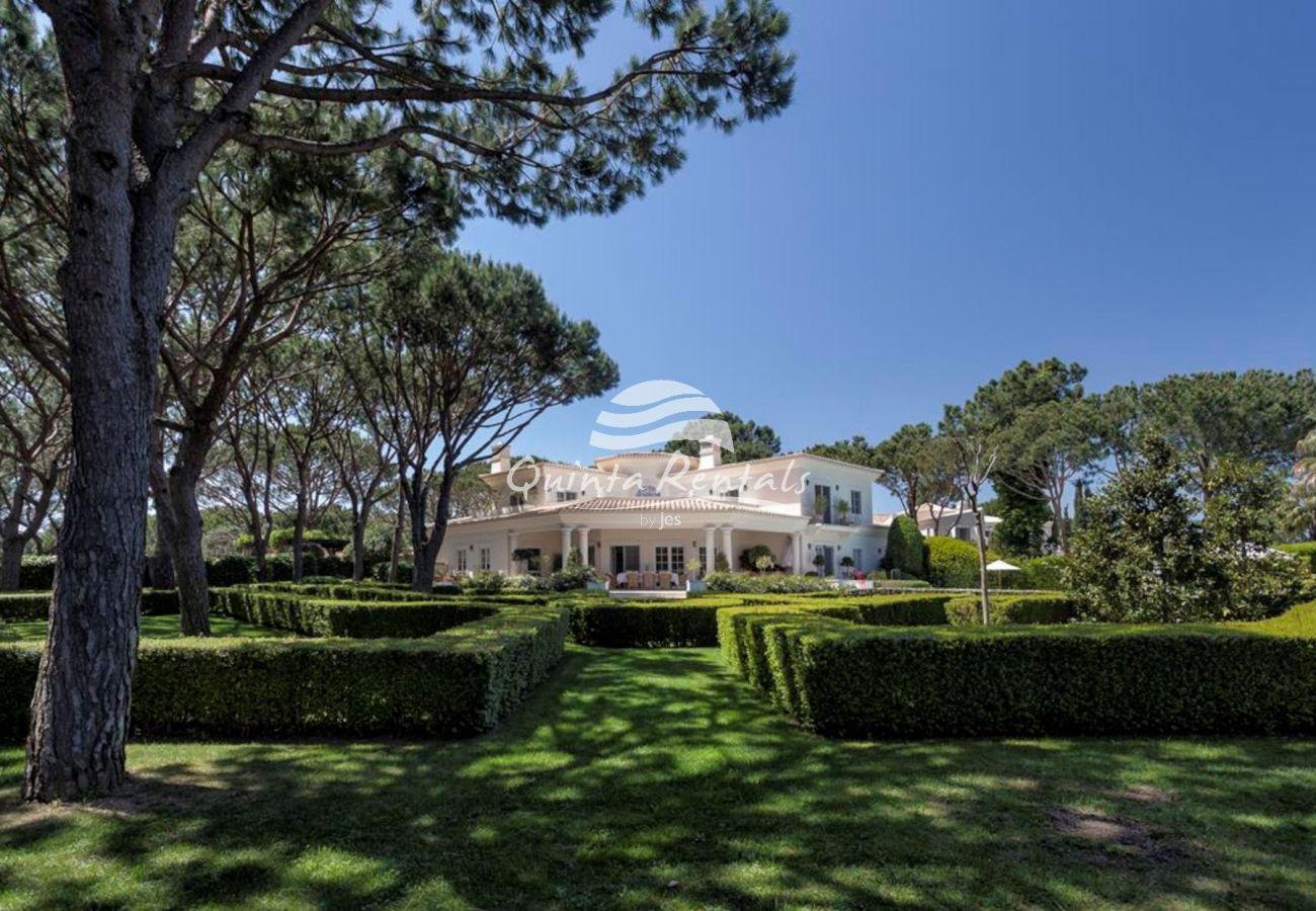Villa à Quinta do Lago - Villa Parque PA 029