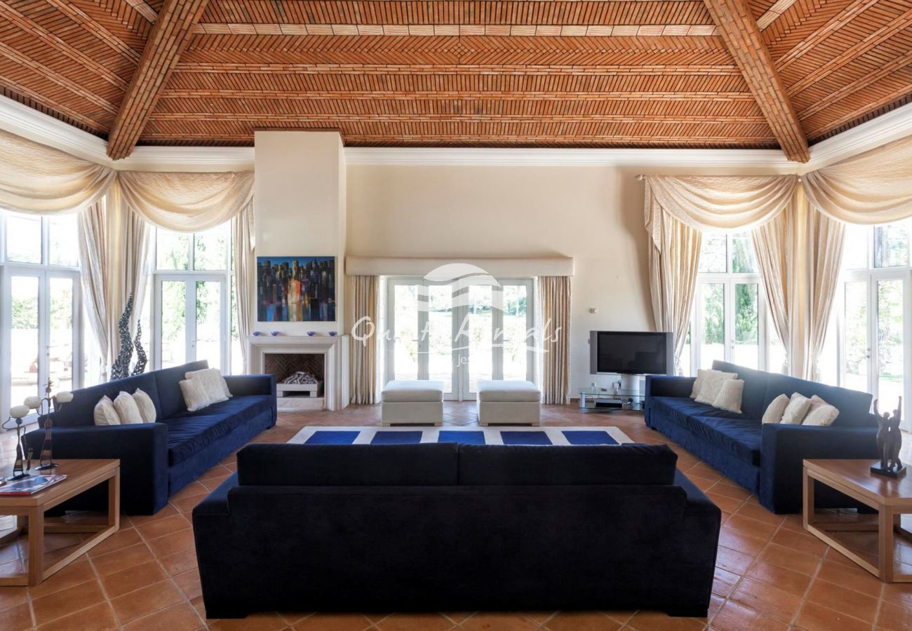 Villa em Quinta do Lago - Villa Pinheiro GL 006