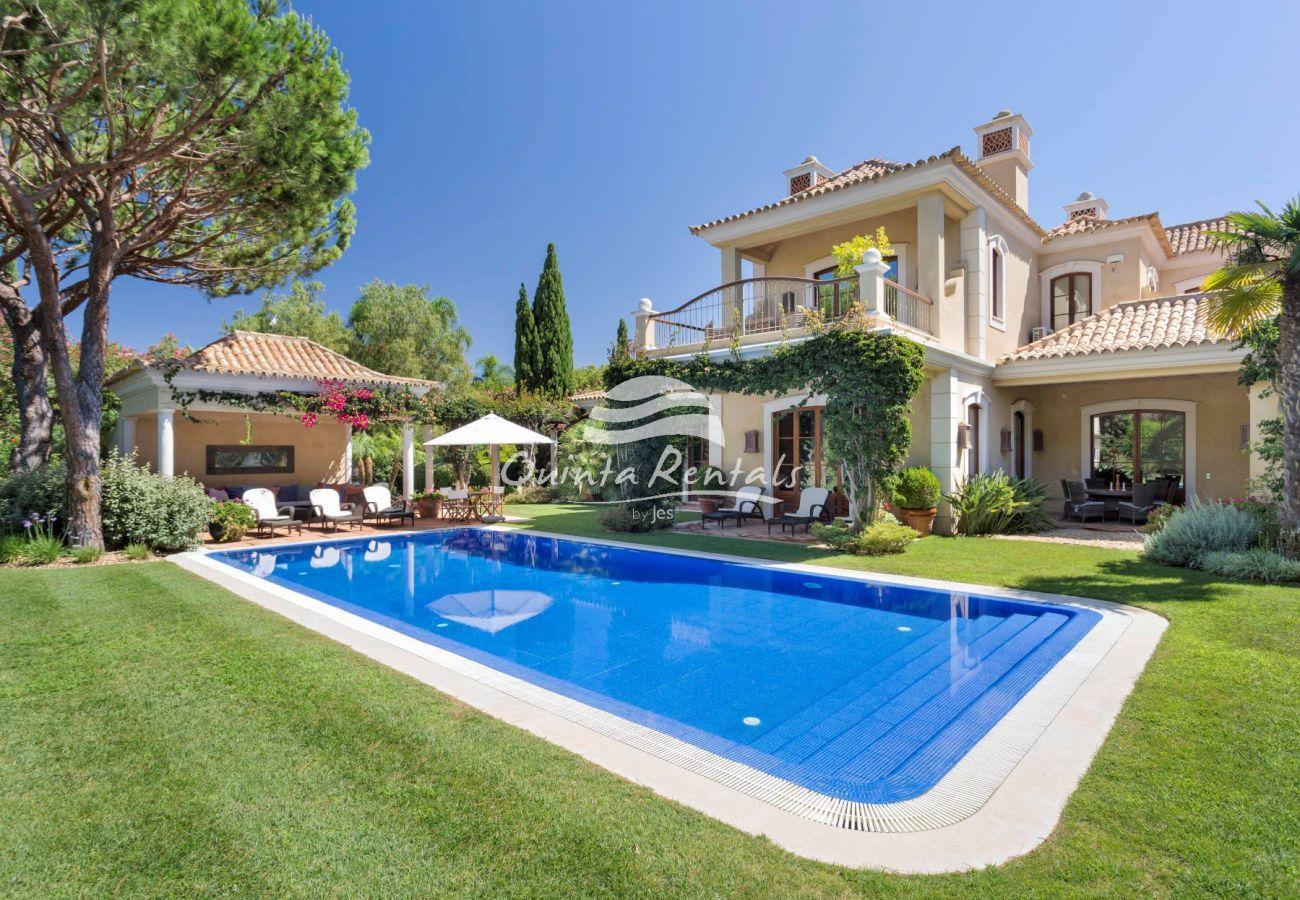 Villa em Quinta do Lago - Villa Dezanove PA 019