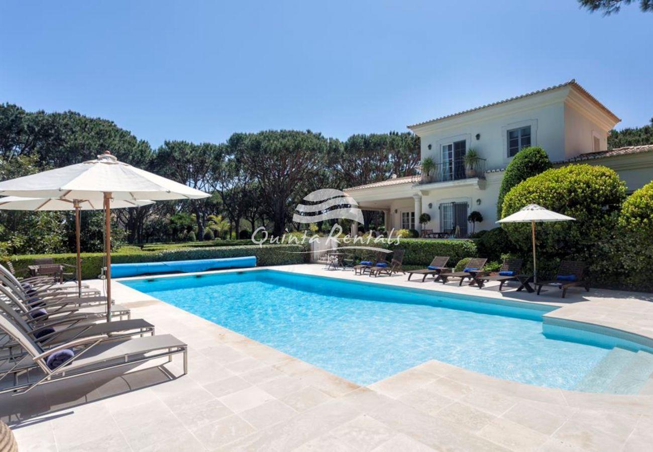 Villa em Quinta do Lago - Villa Parque PA 029